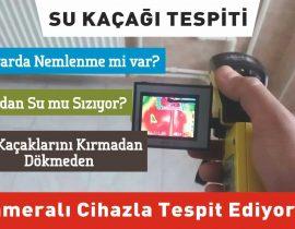 Onarım Tesisat – Su Kaçağı Servisi İstanbul – İski