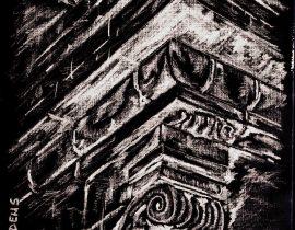 Brooklyn Heights | corner corbel | 10.28.2020