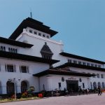 Heritage building in Indonesia