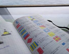 MOLESKINE ON THE SEVEN SEAS