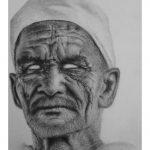 Old mystic man