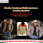 Kevin Costner Yellowstone Series Jacket