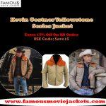 Kevin Costner Yellowstone Series Jacket