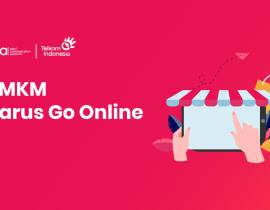 UMKM Harus Go Online
