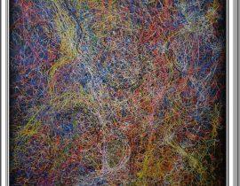 Lukisan Abstrakku