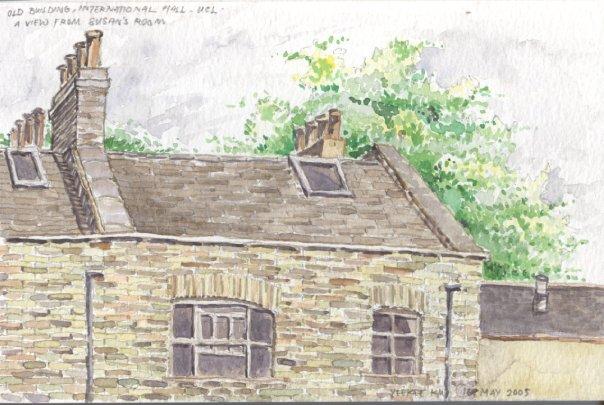 2004 Charles Dicken's London home