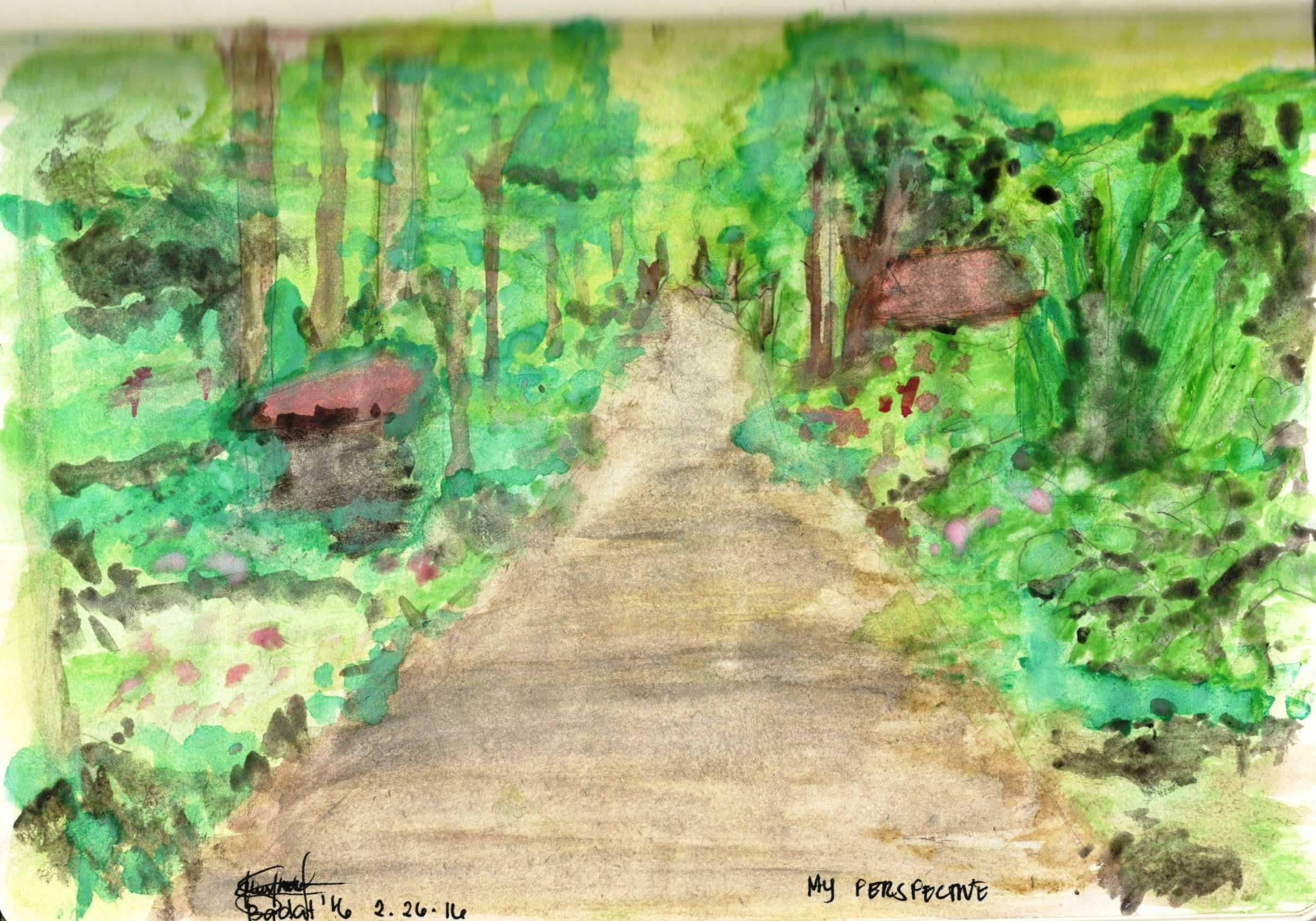 Rural Pathway
