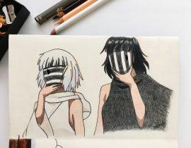 Kurona y Shiro