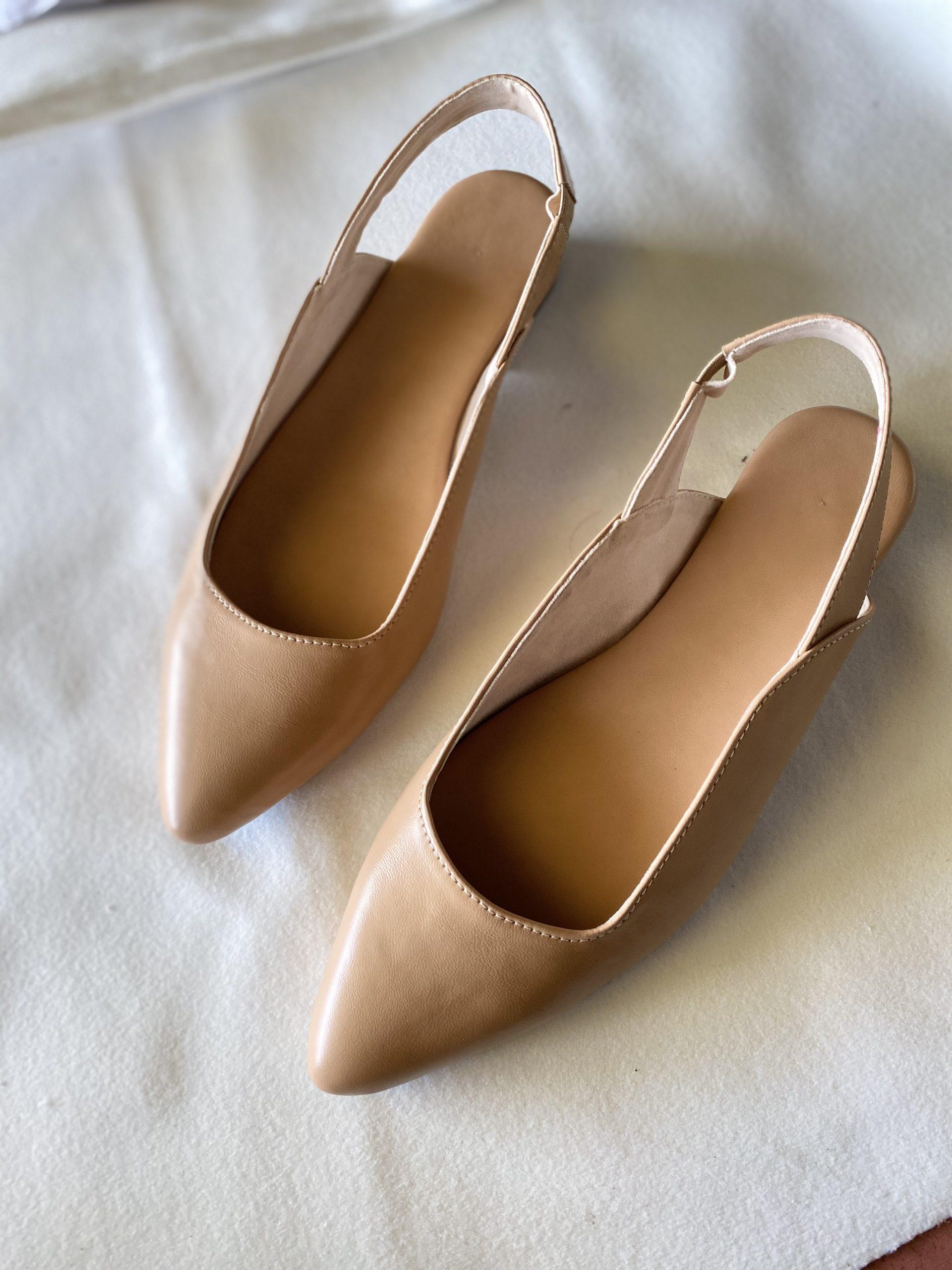 Sepatu Flatshoes Custom