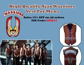 Ajax Warriors Vest