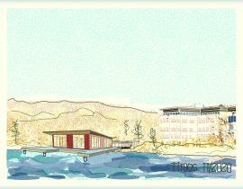 study on floating pavilion | 11.19.2020