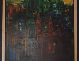 Lukisan Diksy Iskandar