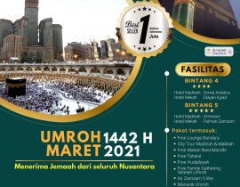 Biaya Paket Umroh 2020 2021 Jakarta Pandemi