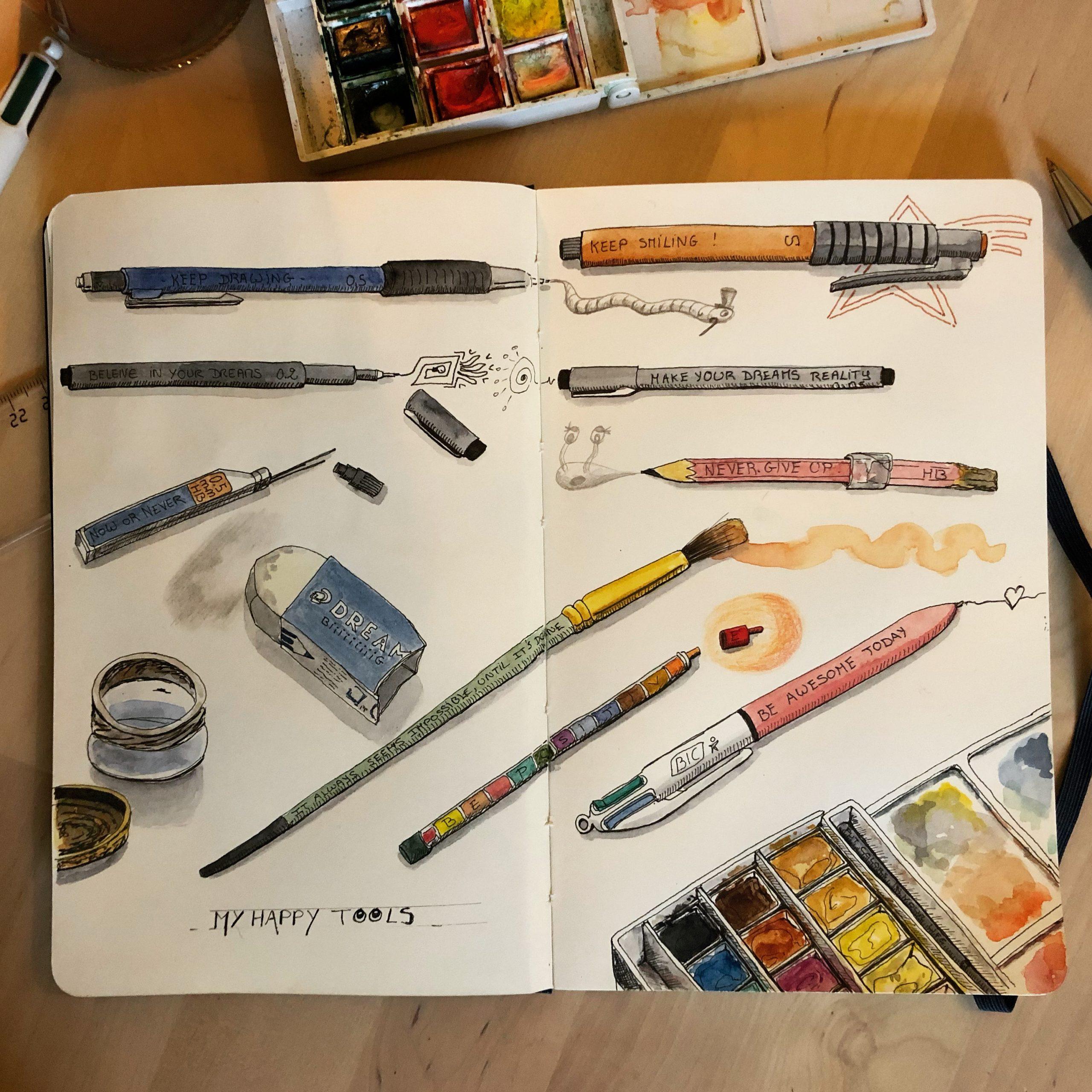 My happy tools