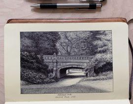 Dalehead Arch, Central Park