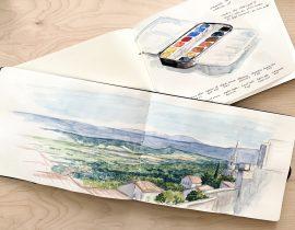 Watercolor albums