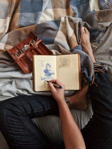 Lazy days at home…drawing 466BD42C-98A5-460A-8AD1-2A42E6D6954F1578367A-4786-4A79-9F22-30213576