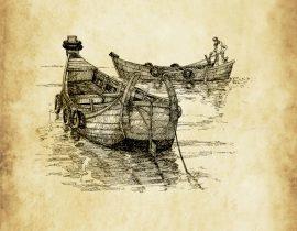 fishermen's morning, Red Sea
