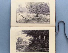 Future etchings/paintings