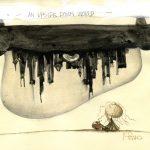 My upside down world