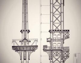 Manhattan Bridge, the metal behemoth