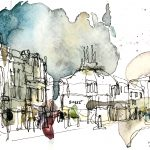 Lockdown Autumn 2020, Taunton Somerset