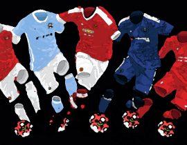 Football Kit Watercolour