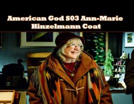 American God S03 Ann-Marie Hinzelmann Coat