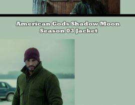American Gods Shadow Moon Season 03 Jacket