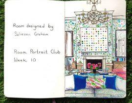 Room portrait