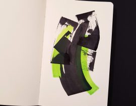 Sketchbook N°1