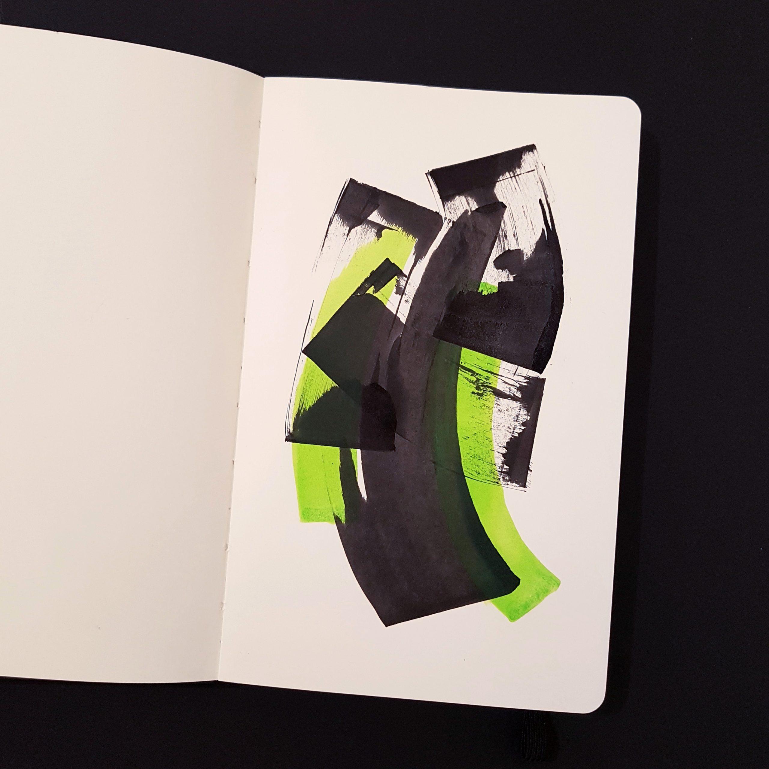 Sketchbook N°1