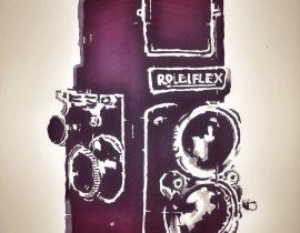 my old Rolleiflex | 04.17.2021
