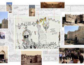 Damascus Gate, Old Jerusalem | 04.20.2021