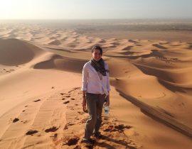 Erg Chebbi Dunes – Travel Photo