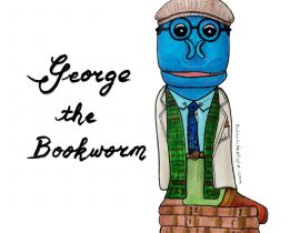 George the bookworm