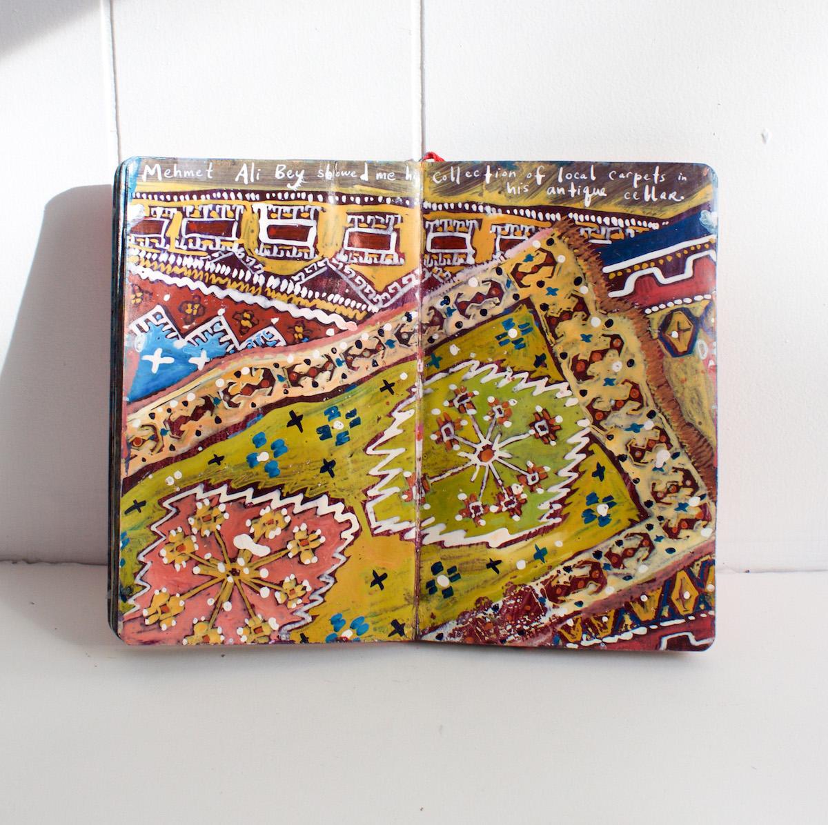 Cappadocia Carpets (Turkey)