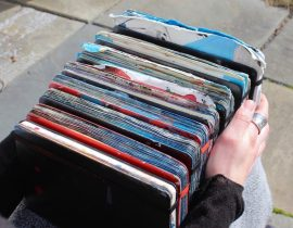 Missy's Moleskine collection