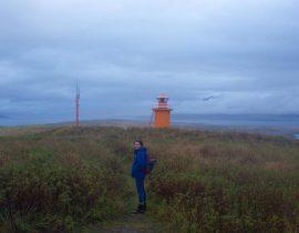 Hrisey Island Lighthouse – Travel Photo