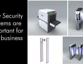 Why Security systems are important?