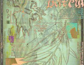 plantae | encaustic plate 01