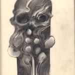 Skull totem