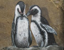Penguin Art Work