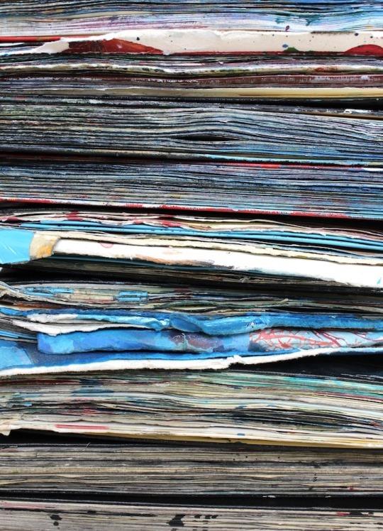 A Decade of Moleskine Journaling