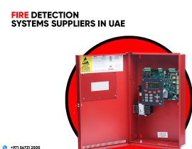 Fire Detection Systems Suppliers in UAE