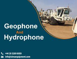 Geophone and Hydrophone