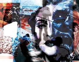 A Portrait of power – what can't be washed: Madonna – {$M}