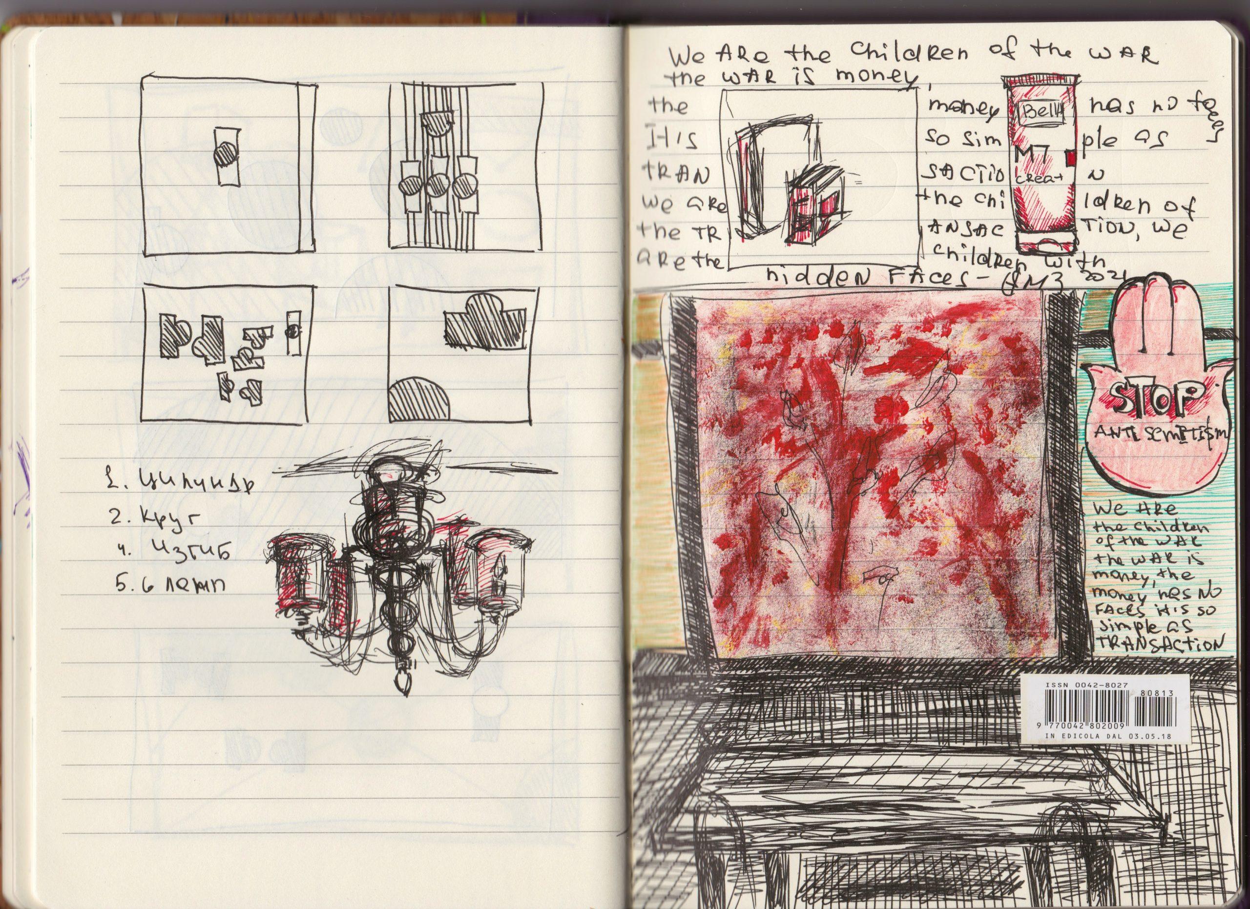 art diary – {$M}