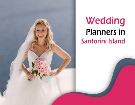Wedding Planners in Santorini Island