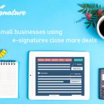 Electronic Signature in word Wesignature